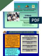 5 UNIDAD DIDACTICA 2009