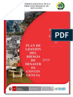 Prevaed Drei Esquema 2019 Plan Grd Cont