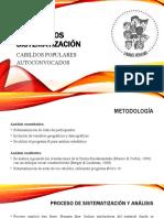 Presentación resultados finales Cabildos Populares