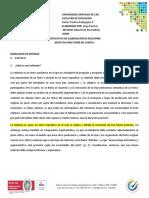 A_Instructivo_Informe analítico (Relatoría) - Lineamientos y rúbrica de evaluación (1)