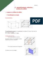 3 6 Cours Espace Agrandissement Reduction
