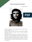 Da percepção das barbas de CHE GUEVARA