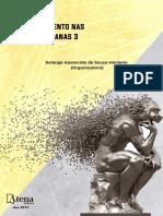 A Produção Do Conhecimento Nas Ciências Humanas Vol. 3 - Solange Aparecida de Souza Monteiro