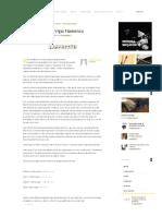 Modo Frígio Flamenco – Violão e Ponto