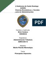 Exposición Administracion Tributaria. (1)