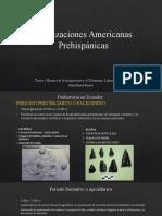Civilizaciones Americanas Prehispánicas(1)
