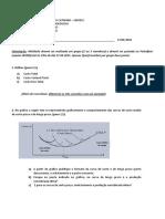 ATIVIDADE- AVALIAÇÃO PARCIAL A1 - 27-04-2021