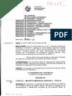 Cambia impuesto COVID a los sueldos de funcionarios públicos - 19-05-2021