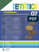 7 - Matemática - Probabilidad