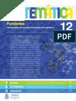 12 - Matemática - Funciones