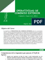 Operatividad de Comercio Exterior - EPAE - UCSM - 2020-2 (1)