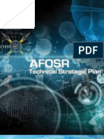 2009 AFOSR Strategic Plan