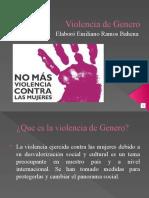 Violencia de Genero Exposicion f c y e Emiliano