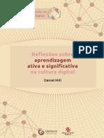eBook - Aprendizagem Ativa e Significativa Na Cultura Digital