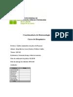 relatorio enzimas - IFRJ
