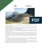 Rutamex Artículo Ruinas de Chalcatzingo Morelos México Publicación 7 en Scribd