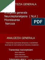 Anestezia