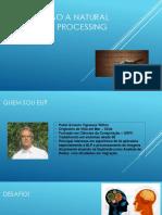 Introdução a Natural Language Processing (NLP) - 201906