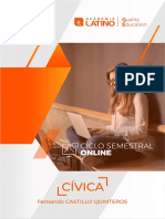 Cívica - Tema 4 - Semestral