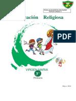 religion 6 años