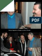 Homenaje a Gyula Kosice