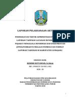 Laporan Aktualisasi Hendri Setyawan