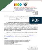 FIRMATO Aggiornamento Delle Graduatorie Interne DIstituto - Individuazione Docenti e ATA Soprannumerari 2021-2022