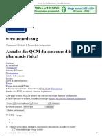 ATB1-Annales des QCM du concours d_internat en pharmacie(1)