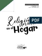 Religion Practica en El Hogar Digital