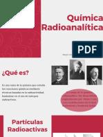 Química Radioanalítica