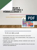 Tema 8 Subtema 3 Pembelajaran 3