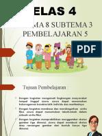 Tema 8 Subtema 3 Pembelajaran 5