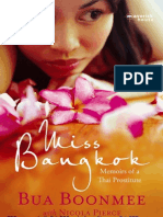 Miss Bangkok - Bua Boonmee With Nicola Pierce