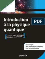 Introduction a La Physique Quantique - Cours Exercices Et Corriges ( 44 Pages - 4,3 Mo)