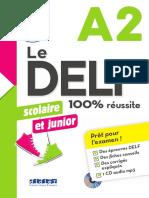 DELF A2 nouvelle version didier