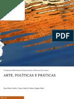 Arte, Políticas e Práticas (eBook)