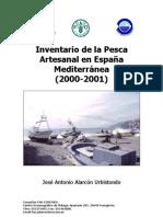 Inventario de la Pesca Artesanal en España Mediterranea