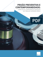 eBook - Prisão Preventiva e Contemporaneidade