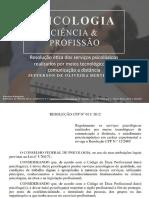 PSICOLOGIA & TECNOLOGIA