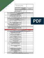 Diagnostico ISO 45001 - 14001 en blanco