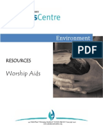Salvation Army - Environment Ethics