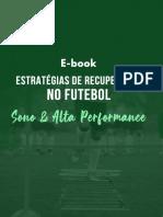 Recuperação no Futebol - Sono e Alta Performance