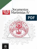Documentos Martinistas IV