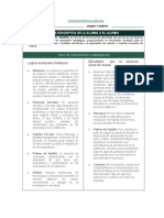 Ficha Descriptiva Grupal