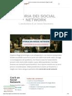 Storia ed evoluzione dei social network _ Digital Coach®