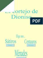 Cortejo Dioniso