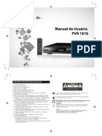 pvr1818 PT UserManual