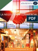 Négociation Commercial