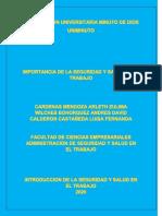 La Importancia de La Seguridad y La Salud en Colombia (1)