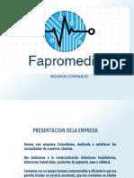 Portafolio General Fapromedic
